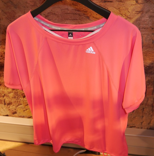 adidas climachill womens top front