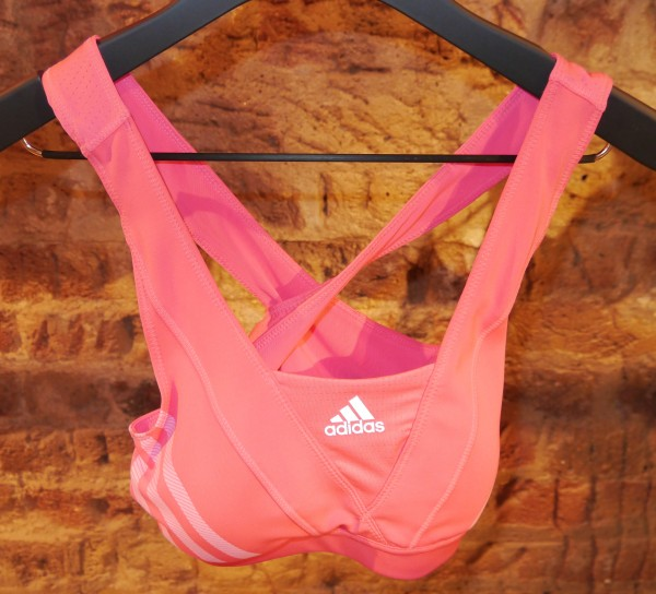 adidas climacool racer bra front