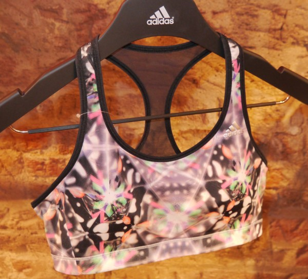 adidas climacool techfit bra front