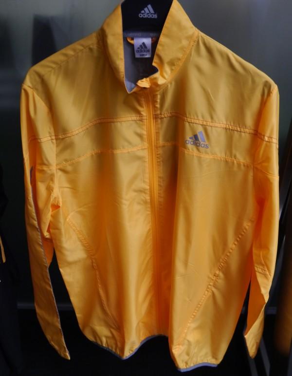 adidas response climalite jacket front