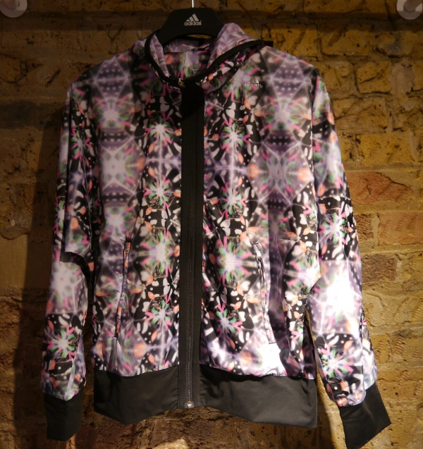 adidas womens jacket front