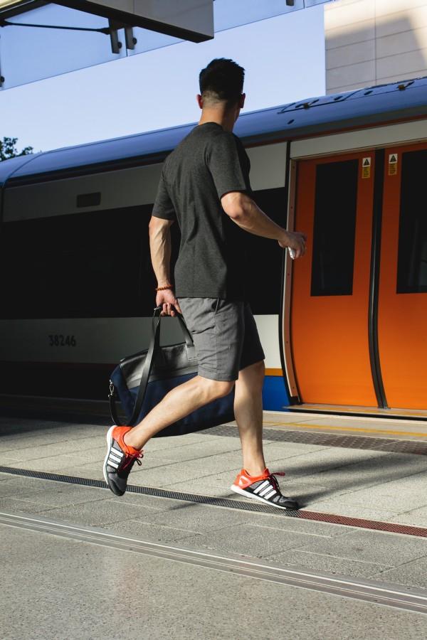 Credit - Individualism - adizero Prime Boost train