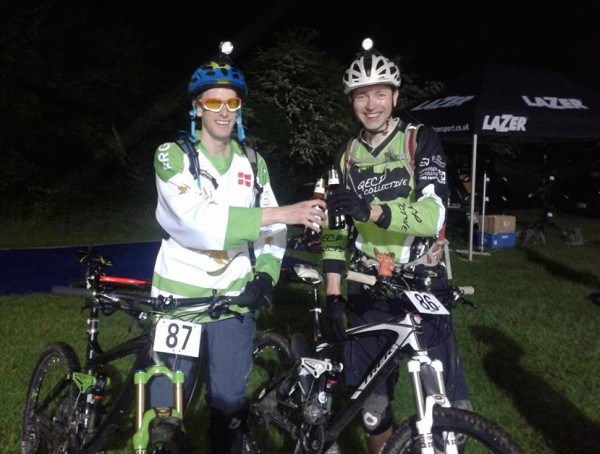 QECP Day and Night Enduro beer