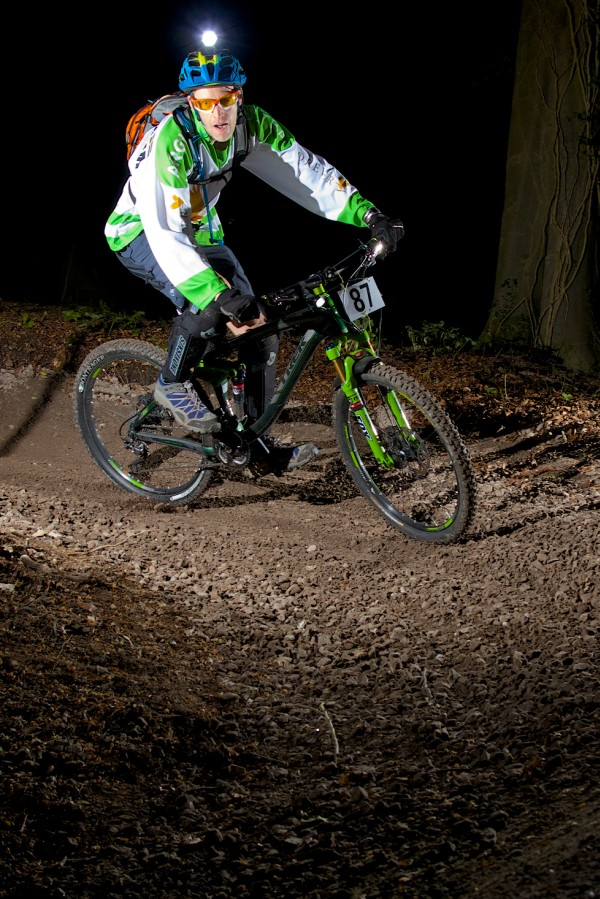 QECP Day and Night Enduro end of stage 4