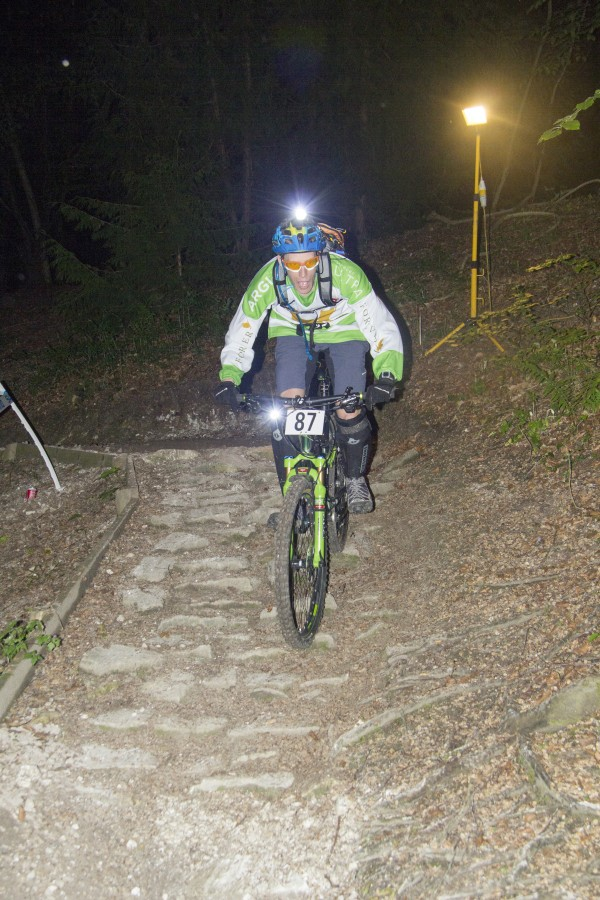 QECP Day and Night Enduro stage 4