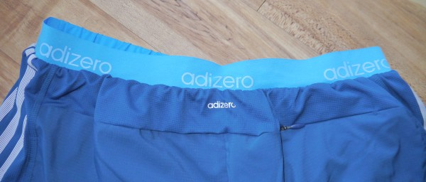 adidas adizero split shorts 2014 back