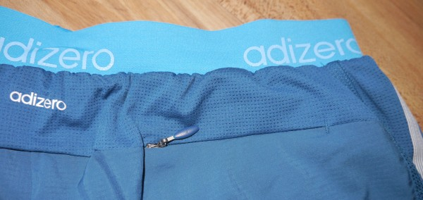 adidas adizero split shorts 2014 pocket