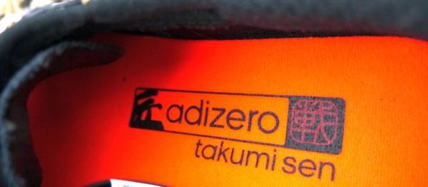 Takumi Sen 3 Boost insole