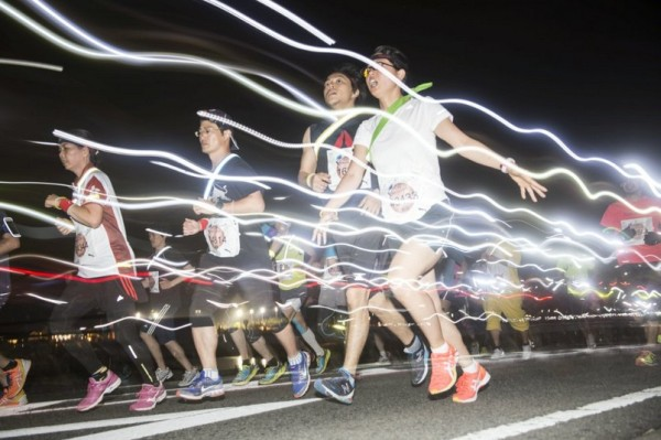 Wings for life world run japan