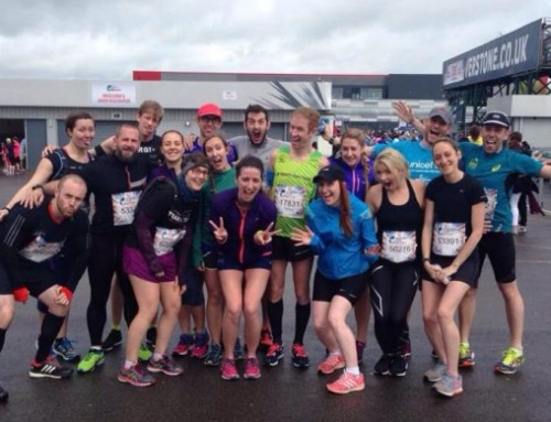 Wings For Life World Run 2015 Race Report – Redbull