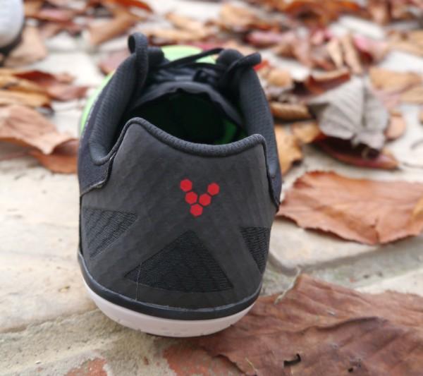 Vivobarefoot ONE heel