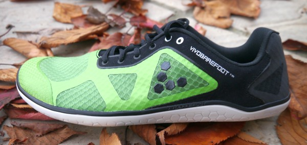 Vivobarefoot ONE outside