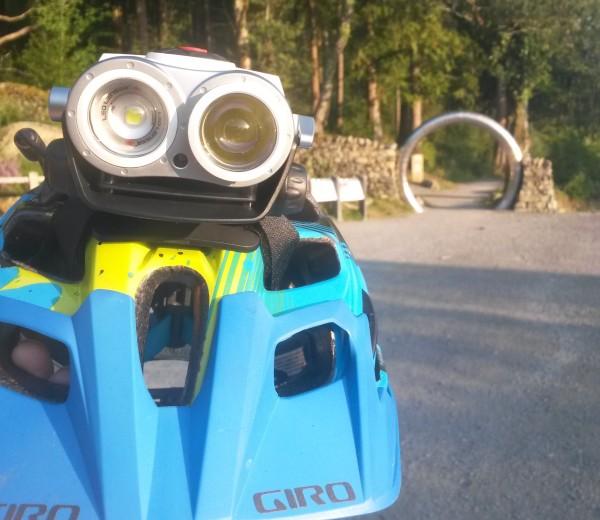 LED Lenser XEO19R Coed Y Brenin