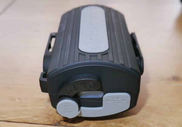 LED Lenser XEO19R battery pack1