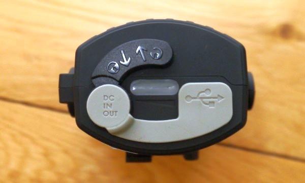 LED Lenser XEO19R battery pack2