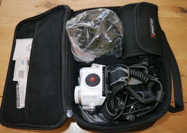 LED Lenser XEO19R case