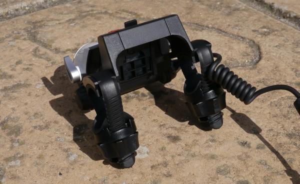 LED Lenser XEO19R handlebar mount3