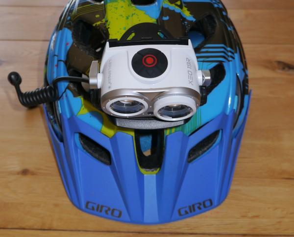 LED Lenser XEO19R helmet mount2