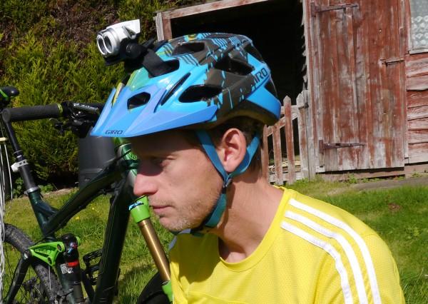 LED Lenser XEO19R helmet mount3
