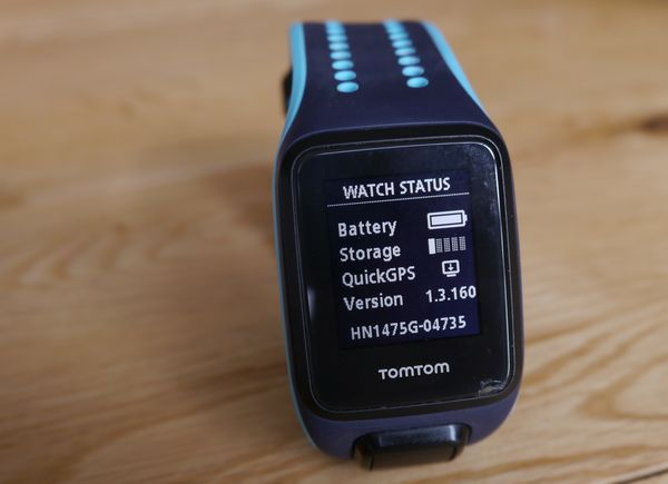 tomtom runner 2 cardio review gps watch spark gearselected. Black Bedroom Furniture Sets. Home Design Ideas