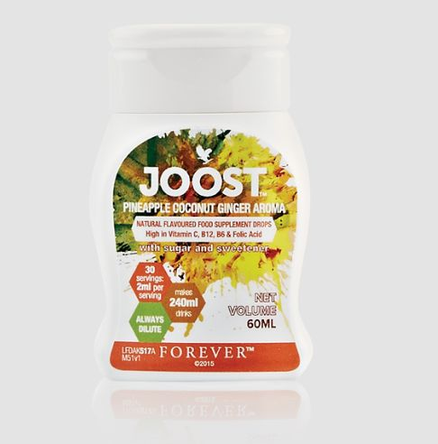 Forever Joost Pineapple Coconut Ginger