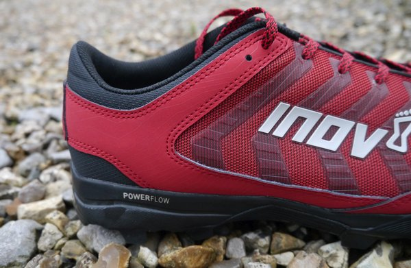 Inov8 X Claw 275 review heel