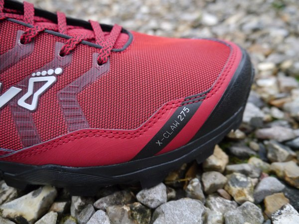 Inov8 X Claw 275 review toe protector