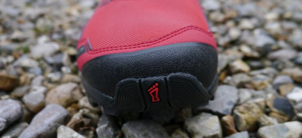 Inov8 X Claw 275 review toe
