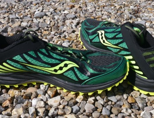 Saucony Peregrine 4 Review
