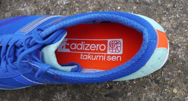 adidas Takumi Sen 3 2017 logo