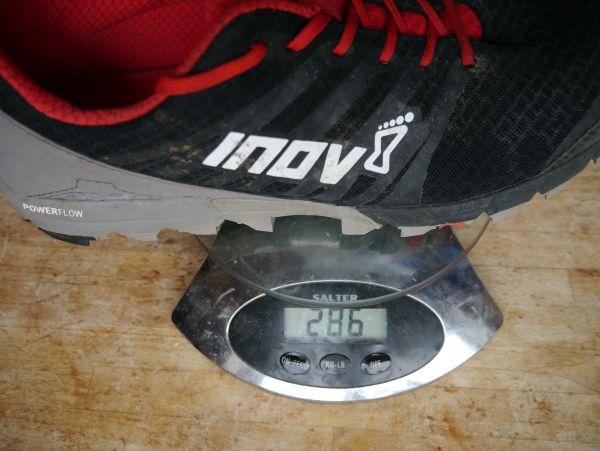 inov8 trailtalon 250 review weight