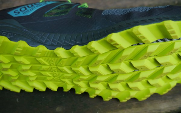 saucony peregrine iso review grip profile