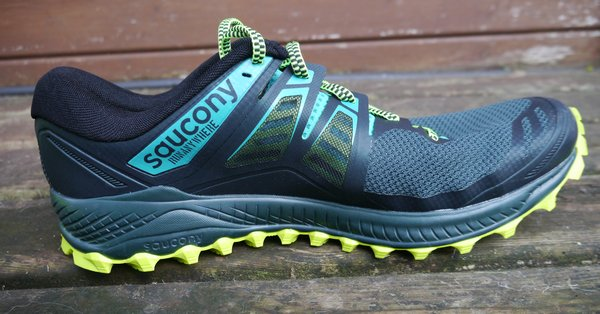 saucony peregrine iso review inside