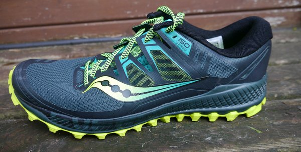 saucony peregrine iso review outside