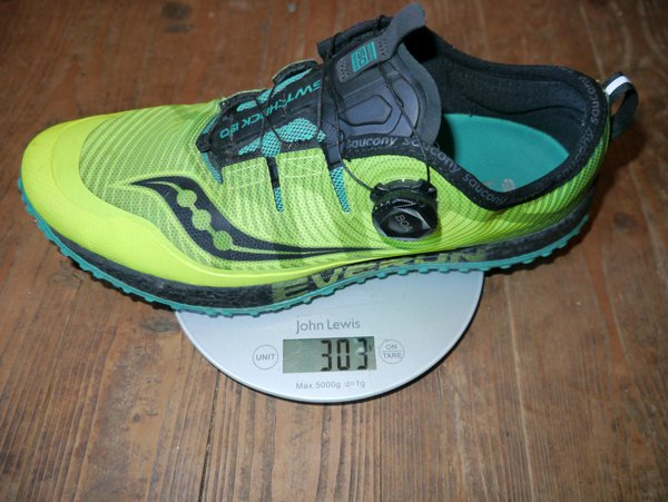 saucony switchback iso weight